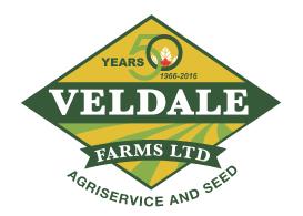 Veldale Farms logo